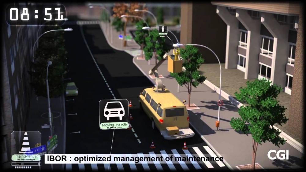 Smart cities with CGI's IBOR solution