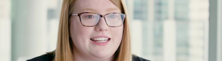Meet CGI's  Dream Connectors: Emma Wilkinson
