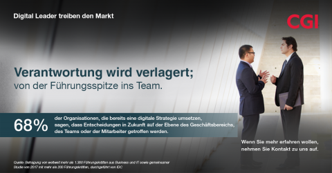 Digital Leader - Verantwortung wird verlagert