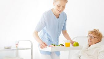 Enhancing the Healing Impact of Hospital Food
