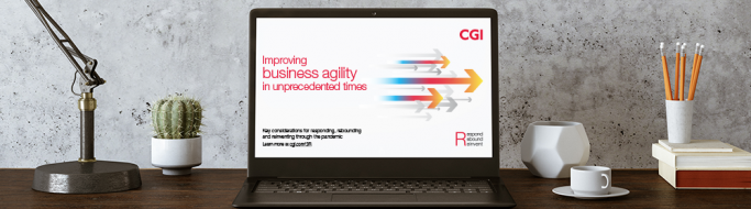 Improving business agility in unprecedented times
