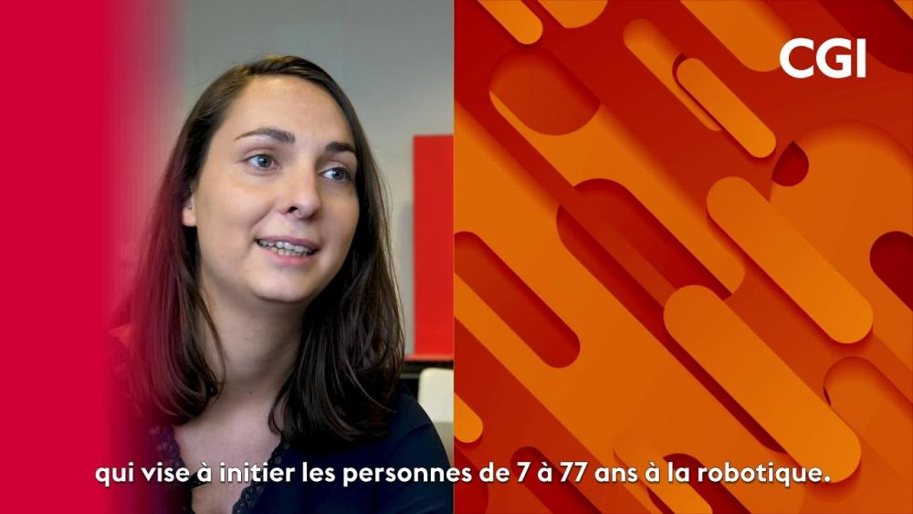 La #TechforGood chez CGI – 2/4 #Engagement