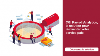 CGI Business Solution Payroll Analytics