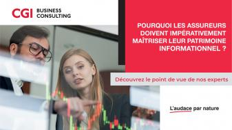Revue thématique Data & Assureurs par CGI Business Consulting