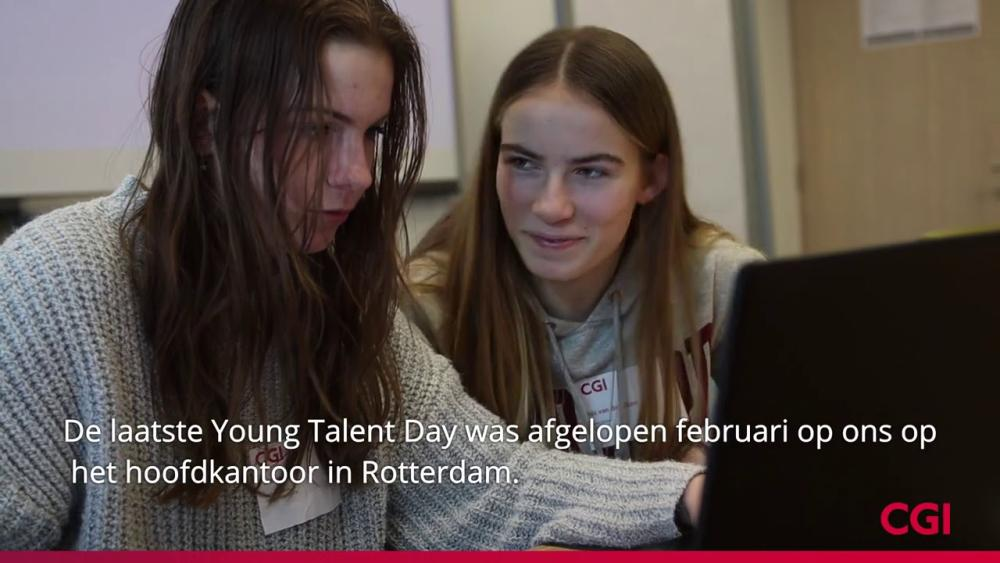 CGI Young Talent Days