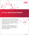 Is Your Data Cloud Ready