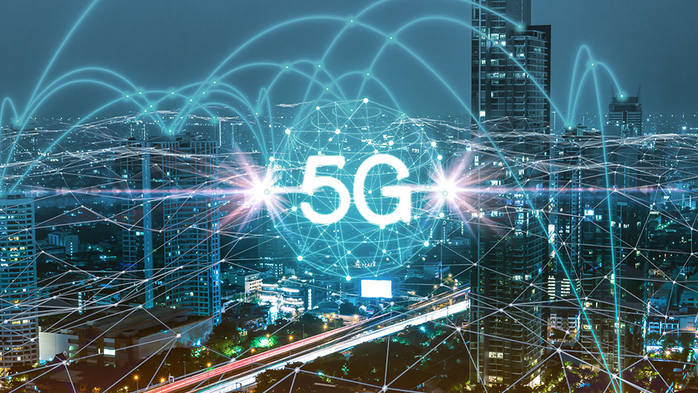 How do we build the new world of 5G
