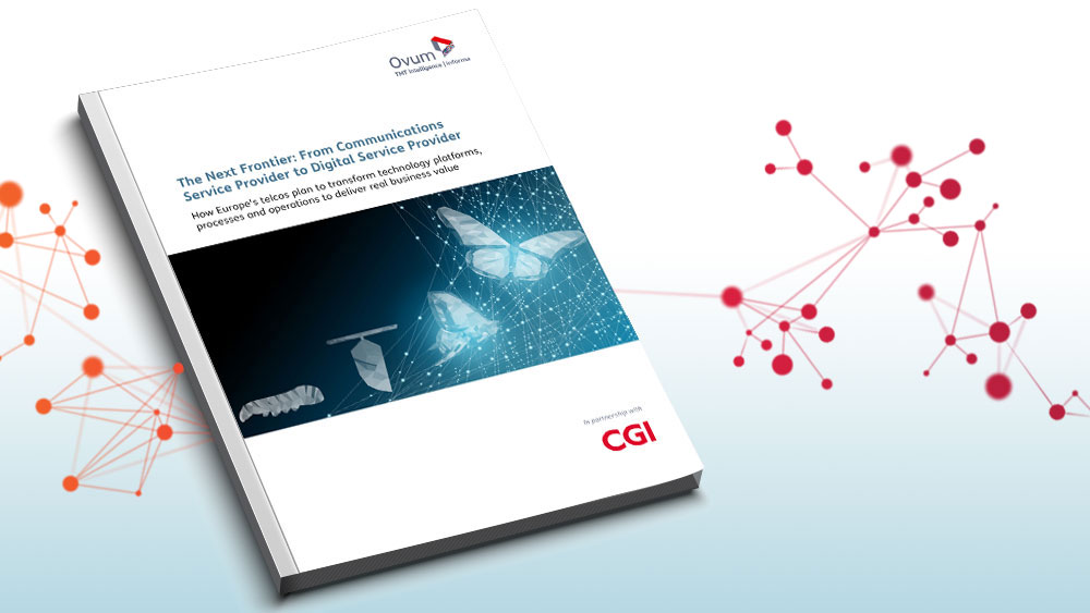 CGI and Ovum The Next Frontier