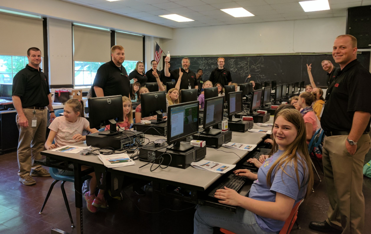 Lebanon STEM camp