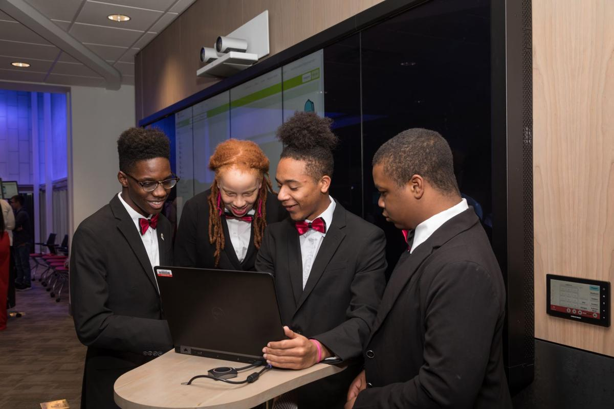 CGI-mentored students in Congressional App Challenge