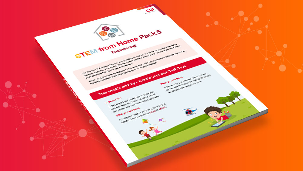 STEM from Home - Resource Pack 5 - Engineering