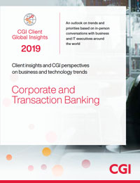 Corporate and transaction banking