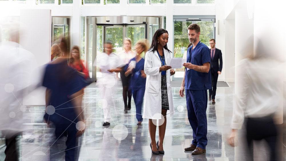 Perspectives des clients du secteur de la santé et des sciences de la vie