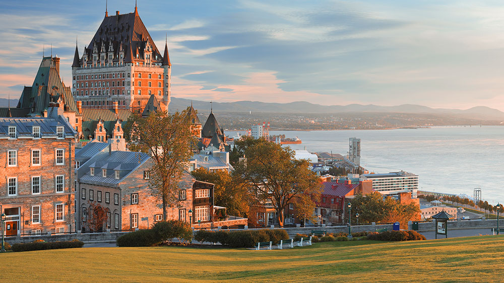 company overview quebec city chateau frontenac