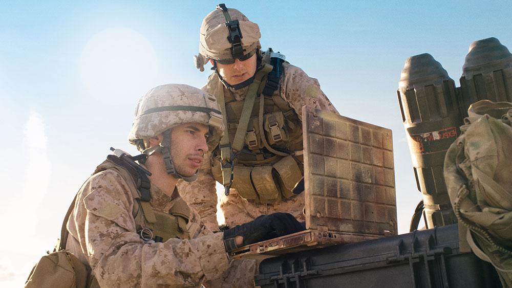 Army men - Defense Intelligence