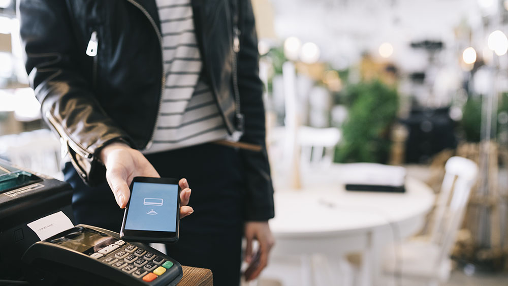 mobile payment in banking