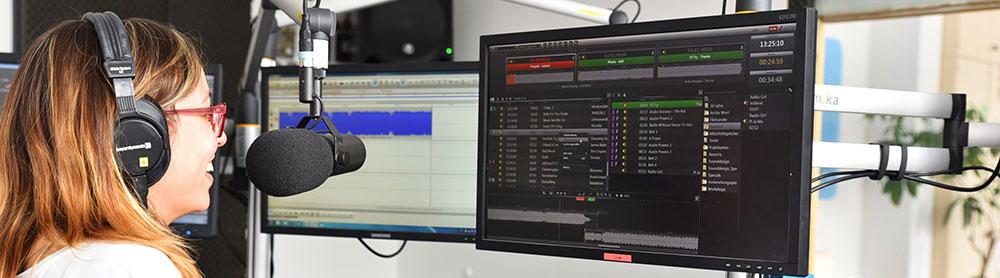 CGI dira Onair Player