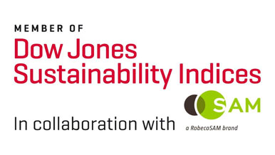 Dow Jones Sustainability Indices - CSR Responsible business