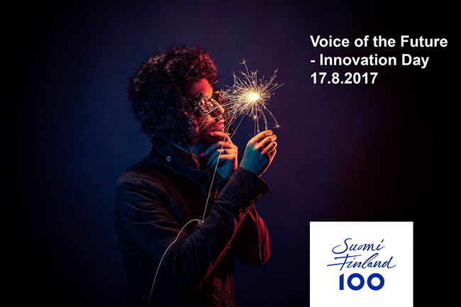 Voice of the Future – Innovation Day 17.8.2017