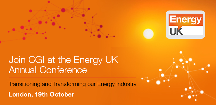 CGI Sponsors the Energy UK 2017 Annual Conference