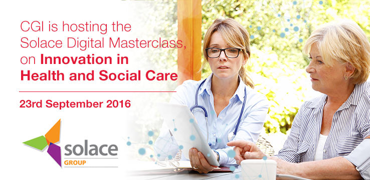 CGI to host Solace Digital Innovation Masterclass