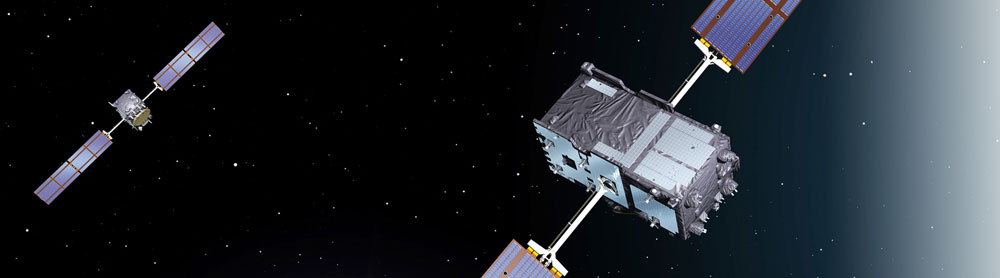 CGI and Thales Alenia Space sign multi-million dollar contract for secure Galileo satellite ...