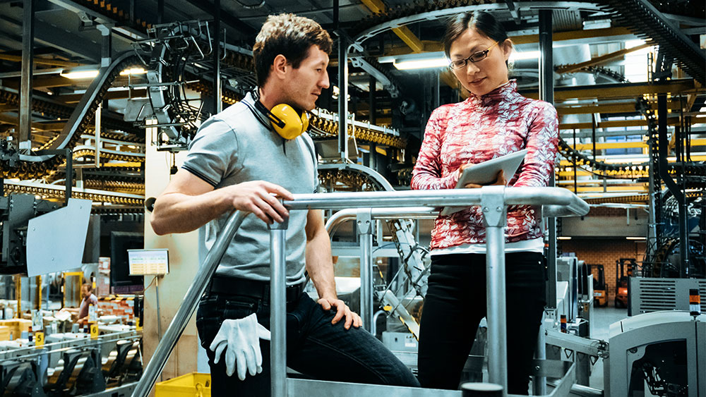 manufacturing client global insights