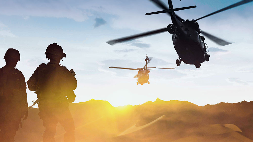 Transforming healthcare for Britain's armed forces