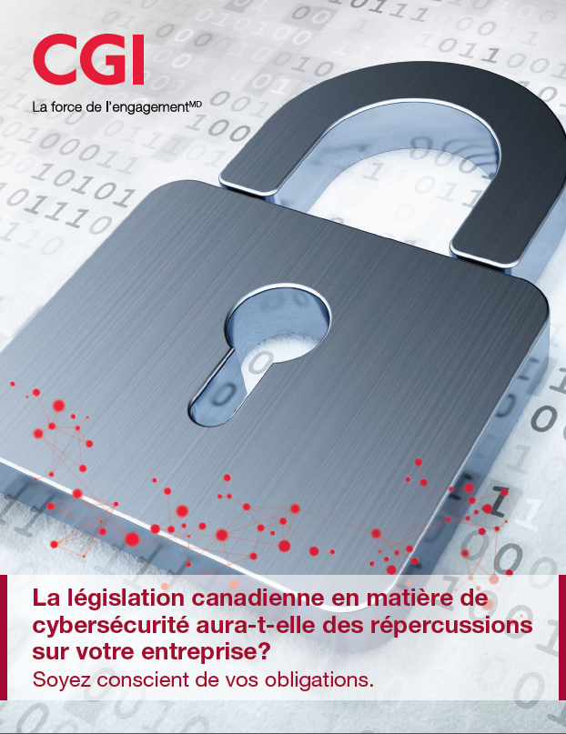 Canada Cybersecurity Legislation