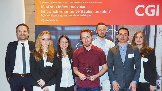Laureat 2018 - projet sonelly