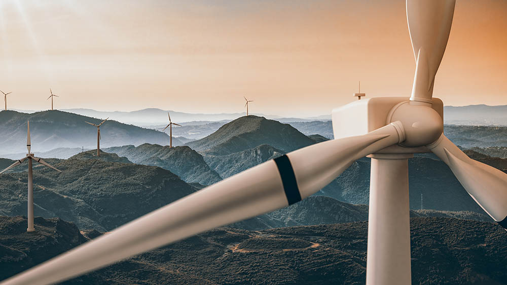 Digital energy islands