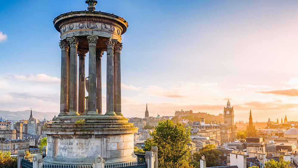 Edinburgh – Scotland's Smart City