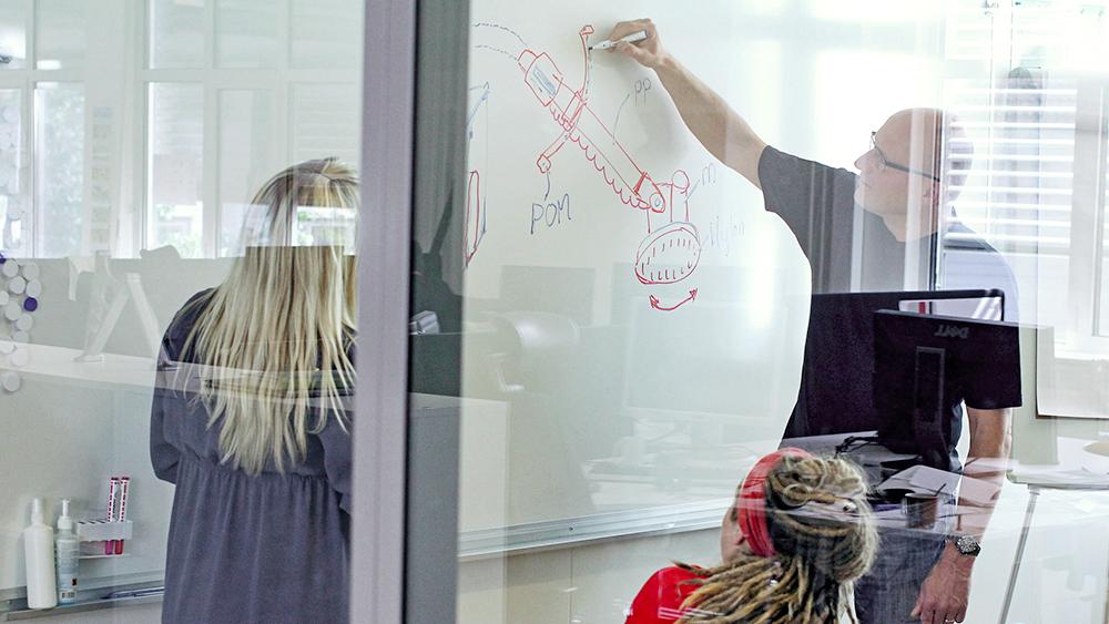 – Design Thinking er helt avgjørende for å lykkes med innovasjon