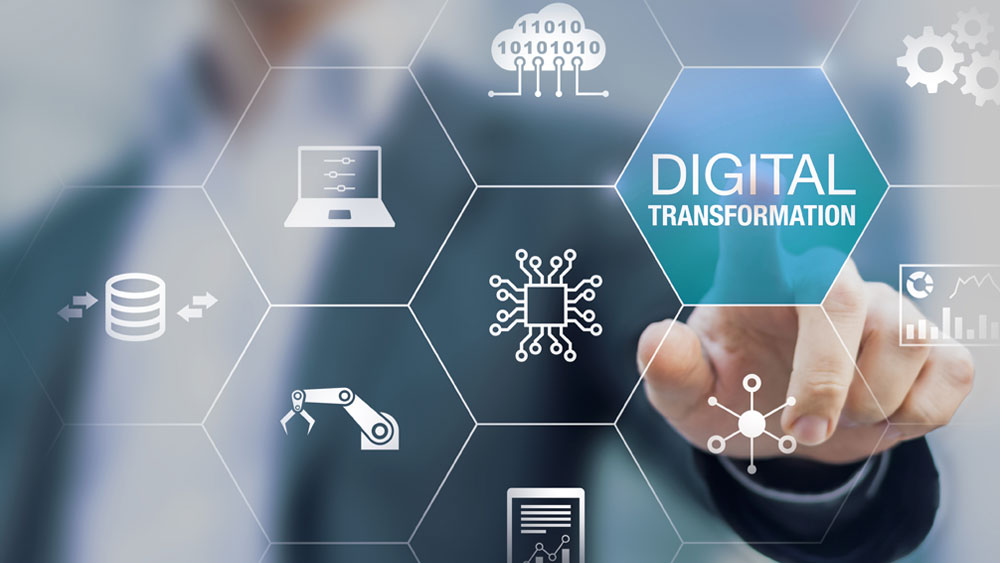 Driving successful business transformation