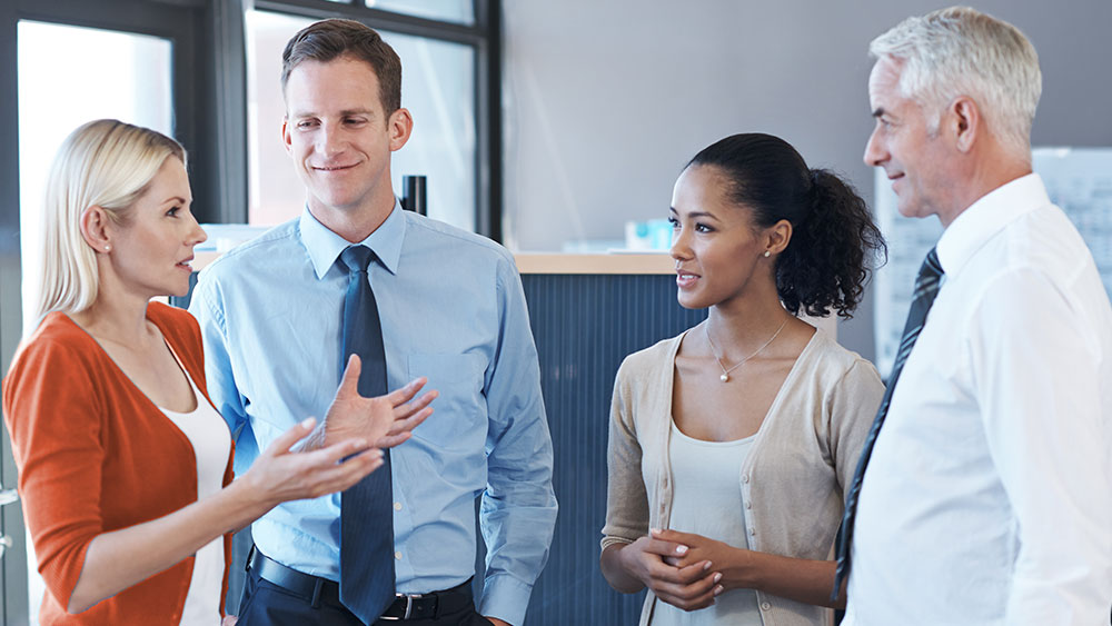 Diversity and inclusion: it's up to leaders to make a difference