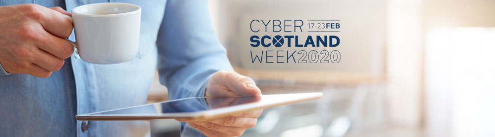 CGI is proud to support Cyber Scotland Week 2020