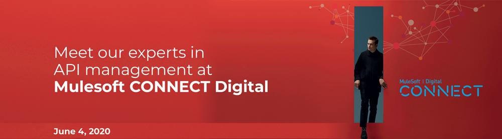 MuleSoft CONNECT Digital