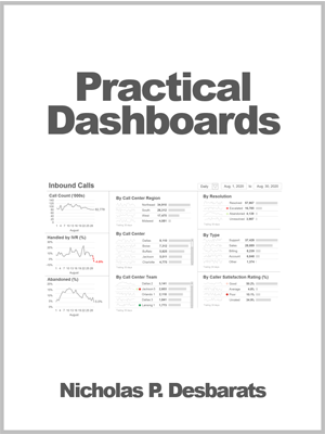 Nick Desbarats – Practical Dashboards