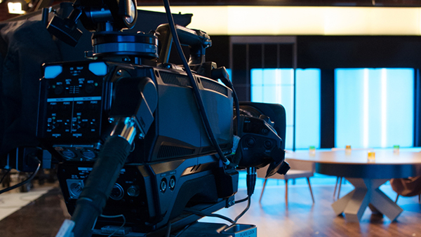TV studio NRK
