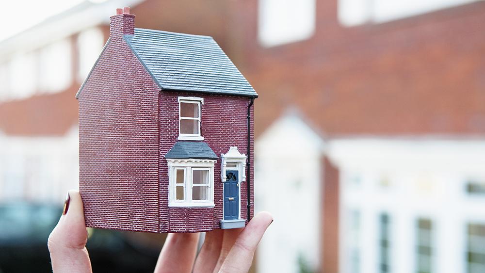 model house public housing
