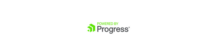 Powered by Progress -logo