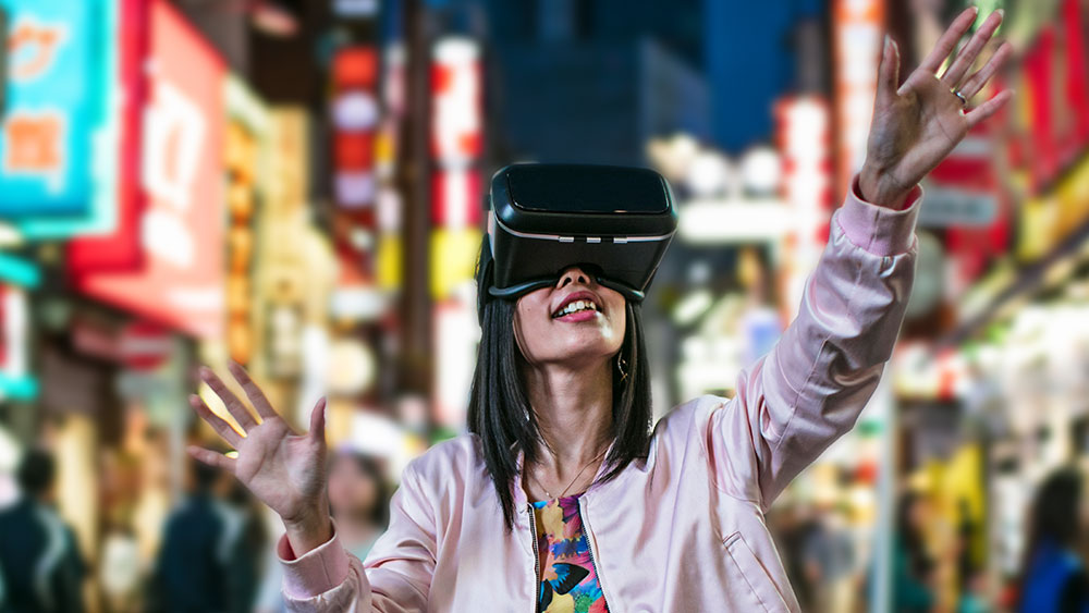 retail customer experience VR