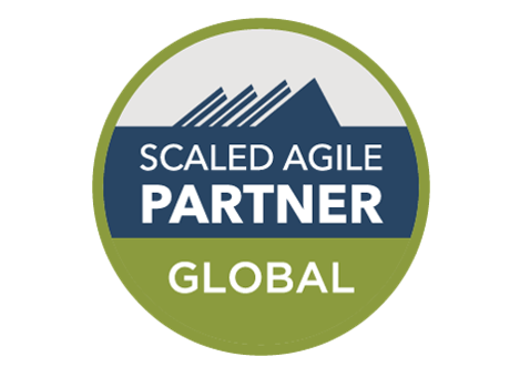Scaled Agile Global Partner -logo