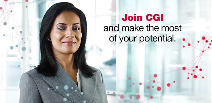 Join CGI and make the most of your potential.