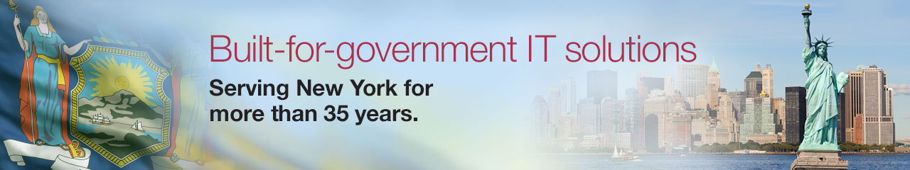 Built-for-government IT solutions
