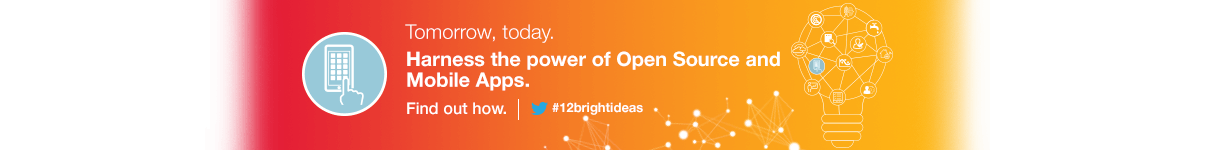 Harness the power of Open Source and Mobile Apps