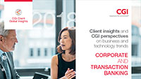 corporate and transaction banking client global insights