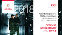 Defense, intelligence, space client global insights