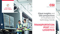 Transport, post and logistics client global insights