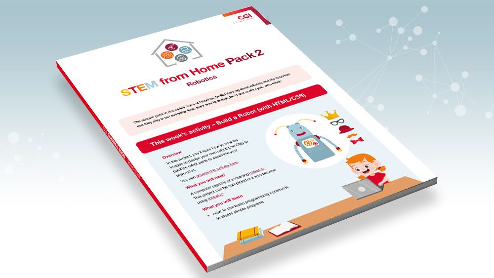 STEM from Home - Resource Pack 2 - Robotics
